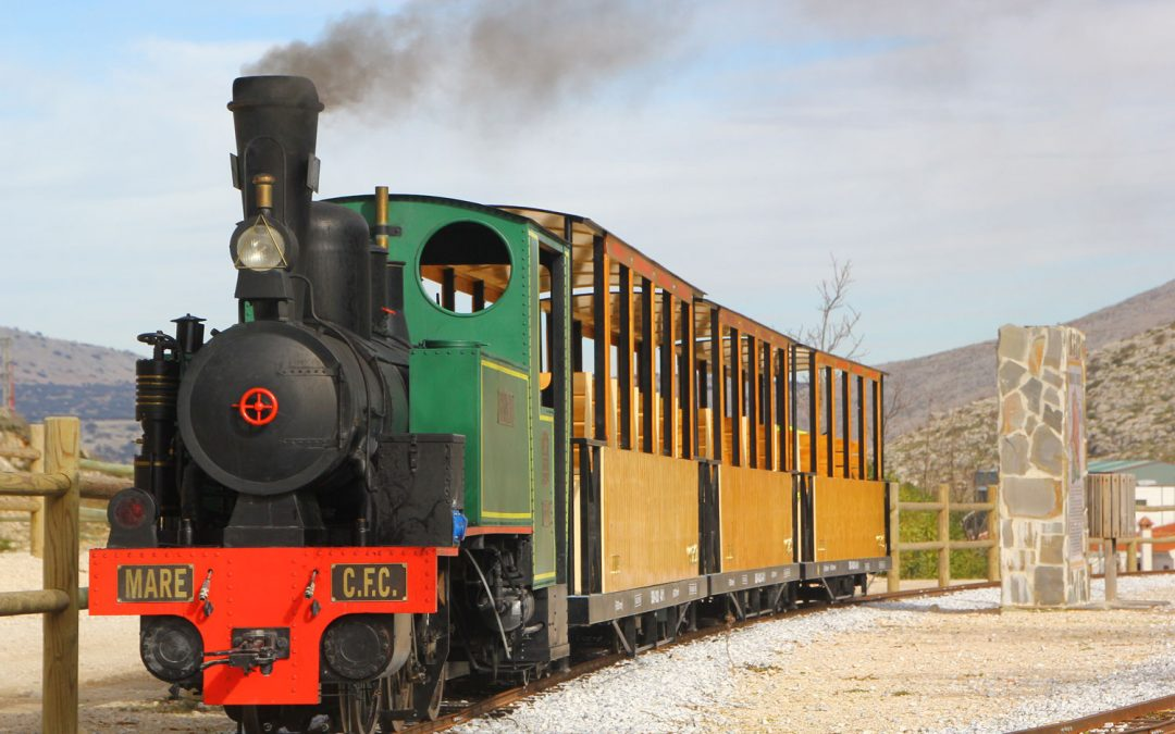 Tren de Ventas de Zafarraya