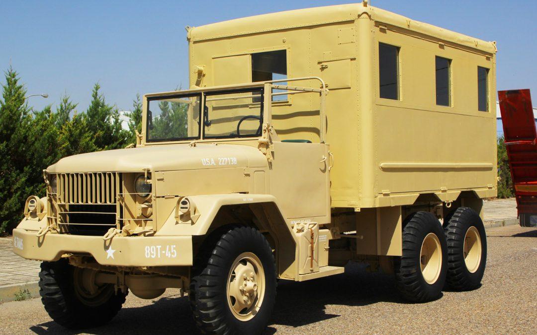 Camión de combate de la II Guerra Mundial