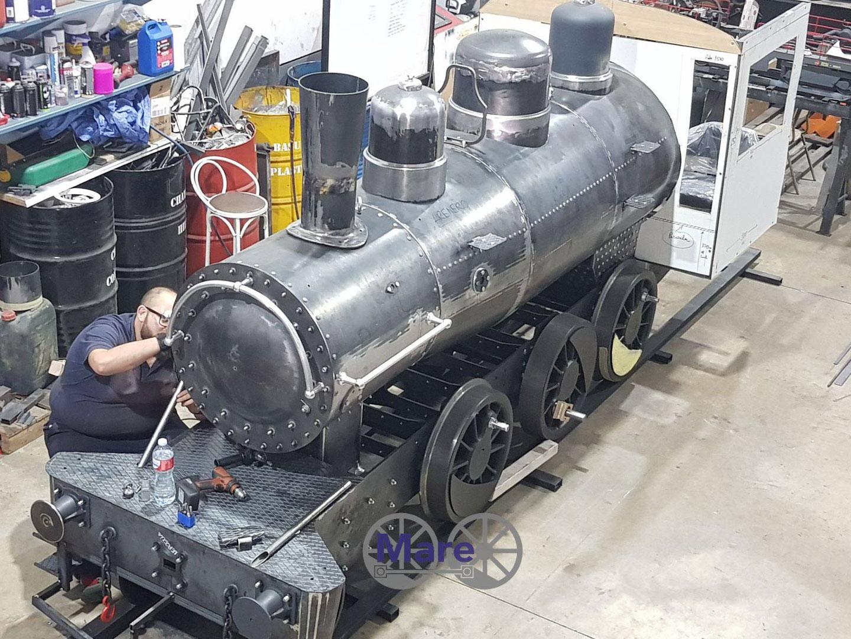 MARE-Locomotora